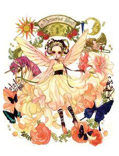 Mysterious Show fairy Sakizou
