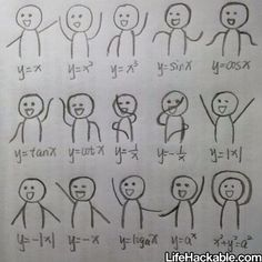 This picture makes algebra look a little more fun. Just a little. More