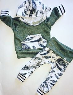 Bad Boy Outfit / Cute Baby Clothes / Baby Clothes / Fall Baby Outfit / Take home - Schöne Babynamen - Baby Fall Baby Clothes, Trendy Baby Boy Clothes, Organic Baby Clothes, Baby Outfits, Toddler Outfits, Kids Outfits, Dress Outfits, So Cute Baby, Cute Babies