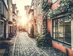 Brick alley