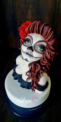 Sugar Skull Bakers 2016 - Sophia Fox by Sophia  Fox