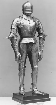 German armour c.1480