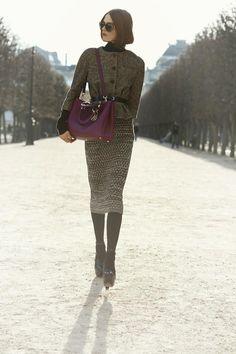 Christian Dior Pre-Fall 2012.