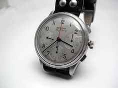 All the way back in 1940, Benrus Watch Co. launched their most successful model -- the Sky Chief. For the next two decades or so, the model ...