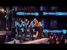 Dog Days are Over performed by: Pentatonix  So much talent, I get goosebumps every time I listen to this