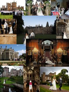 I WILL get married in a castle!