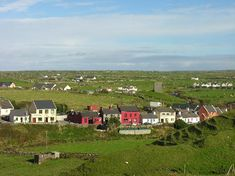 Doolin Villge, Co. Clare, Ireland.   Someday I'll go back...First stop after landing in Shannon.