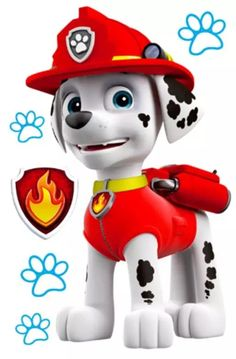 Looking to Meet Your Favorite Paw Patrol Characters? 7 Names to Know: Marshall from Paw Patrol Paw Patrol Marshall, Paw Patrol Cake, Paw Patrol Party, Paw Patrol Weihnachten, Escudo Paw Patrol, Personajes Paw Patrol, Imprimibles Paw Patrol, Diy Planner, Paw Patrol Christmas