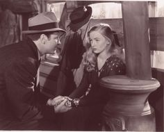 Robert Preston & Veronica Lake - from This Gun for Hire