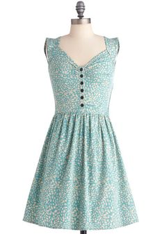 Sketching Stories Dress  This dress is so pretty! It reminds me of something you would see on a Disney princess  $87.99  #ModCloth