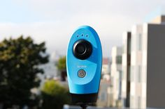 Meet the Time-Lapse Camera: here to solve all of your time-controlling, video-making, weather-fe...