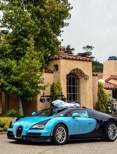 Bugatti Veyron Grand Sport Jean Pierre Wimille