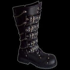 Goth boots / Botas góticas