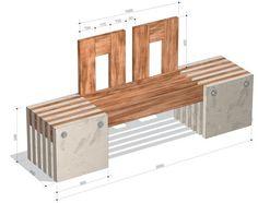 Beton-Gartenbank: Schritt 13 von 13