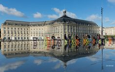 Bordeaux paesaggio contemporaneo | viaggi e architetture