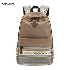 45.13$  Watch here - http://vienq.justgood.pw/vig/item.php?t=2canij31354 - Women Backpack Ethnic Style Design School Teenagers Girls Print Travel Bag Ladie