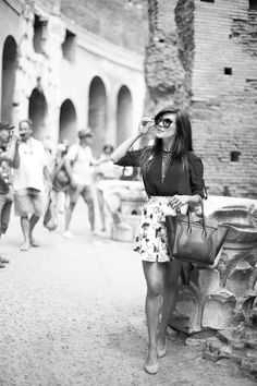 Jetset Diaries- BlogVIA ROMA: When in Rome...