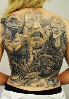 Szukasz wzorów tatuaży? Wpadaj do nas: http://dziary.com/galeria-tatuazy