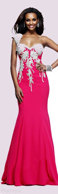 TARIK EDIZ Evening 2014 Gown