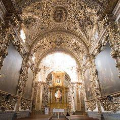 【画像】荘厳美麗!圧巻の美しさを誇るメキシコの教会建築 | 不思議.net