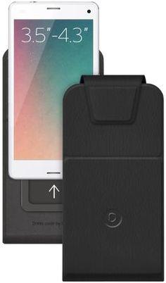 """Deppa универсальный размер S 3,5-4,3 Black  — 349 руб. —  Тип: флип-кейс. Максимальный размер экрана: 4.3 """". Цвет: черный. Совместимость: apple iphone 4, apple iphone 5, sony xperia e1, nokia x, samsung galaxy young 2 и другие смартфоны с диагональю экрана 3.5"""