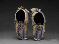Kiowa moccasins