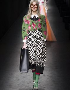 Fashion Week de Milan: suivez le défilé Gucci printemps-été 2017 en direct à…