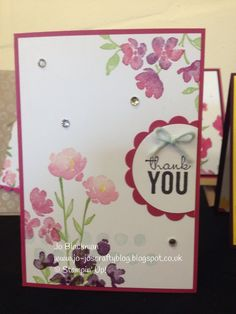 Stampin' Up! Painted Petals