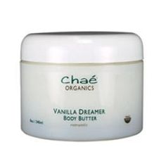 Vanilla Dreamer Body Butter - This 24-hour moisturizer loaded with amino acids, minerals and peptides supports skin renewal. Restores suppleness and repairs dry skin. Ideal for rough, chapped hands and feet as well as the entire body. Light scent of vanilla combined with several citrus notes will delight you as it lightens your spirit. Natural Organic ToxicFree®
