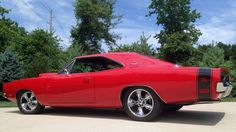 1969 Dodge Charger Resto Mod offered for auction #1860951 | Hemmings Motor News