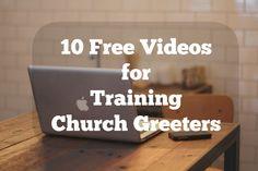 Church Greeter Training Videos