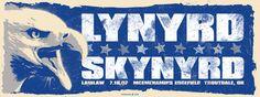 GigPosters.com - Lynyrd Skynyrd - Laidlaw