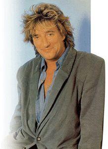 Young Rod Stewart   Rod Stewart