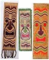Tiki Tapa Bookmarks