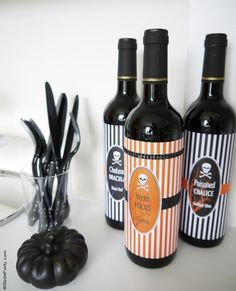 Halloween adult party ideas with a chic and spooky  cheese and wine decor, food and adult only fun!