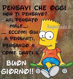 Bart Simpson, Good Morning, Fictional Characters, Facebook, Genere, Superga, Video, Audi, Night