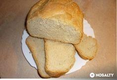 Gyors francia kenyér kenyérsütőben (Francia kenyér 2.) | NOSALTY Bread, Meals, Cooking, Recipes, Cook Books, Food, Baking, Cucina, Meal