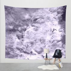 Tapestry Wall Tapestry Lavenderl Tapestry  Galaxy by 2sweetsGalaxy