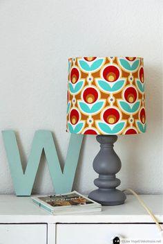 Retro-Lampe, dekotopia.net
