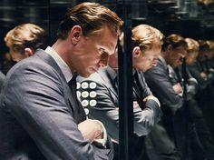 El actor británico, y que ha dado vida a Loki en las películas de Thor, nos platicó sobre su nueva cinta, El rascacielos.