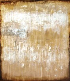 original abstract brown white painting by Jolina Anthony