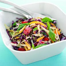 Colorful Summer Coleslaw Recipe