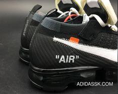 New Year Deals Off-White X Nike Air VaporMax 10x Black White-Clear-White 82c16b29e