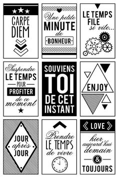 Popular French Words Transparent Clear Stamp / Seal for DIY Scrapb . ♡ Popular French Words Transparent Clear Stamp / Seal for DIY Scrapbooking / Album Decorative Clear Stamp Leaves. Album Photo Scrapbooking, Mini Albums Scrapbook, Scrapbook Sketches, Diy Scrapbook, Bullet Journal Printables, French Words, Journal Cards, Clear Stamps, Planer