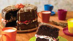 SÚPER PASTEL DE CHOCOLATE | Chef Oropeza