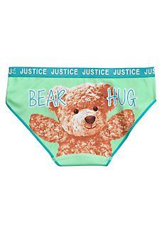 Teddy Bear Seamless Bikini