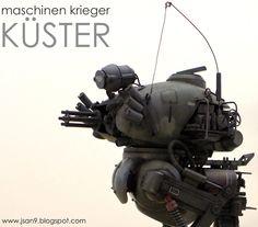 Wave Kuster Ma.K Maschinen Krieger SF3D www.Jsan9.blogspot.com www.Jsan9.com #Ma.K. #MaschinenKrieger #SF3D #Jsan9 #2plasticcats