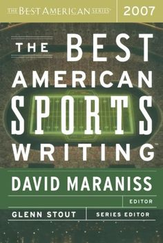 David Maraniss - Maraniss has written or co-authored several books, in particular including biographies of politicians and sportspeople. Wrote, 'When Pride Still Mattered: A Life of Vince Lombardi', 'Rome 1960: The Olympics that Changed the World', 'The Prince of Tennessee: Al Gore Meets His Fate' http://en.wikipedia.org/wiki/David_Maraniss