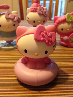 McDonald's Hello Kitty collection - Fall 2011