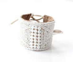 Leather Bracelet - Narrow